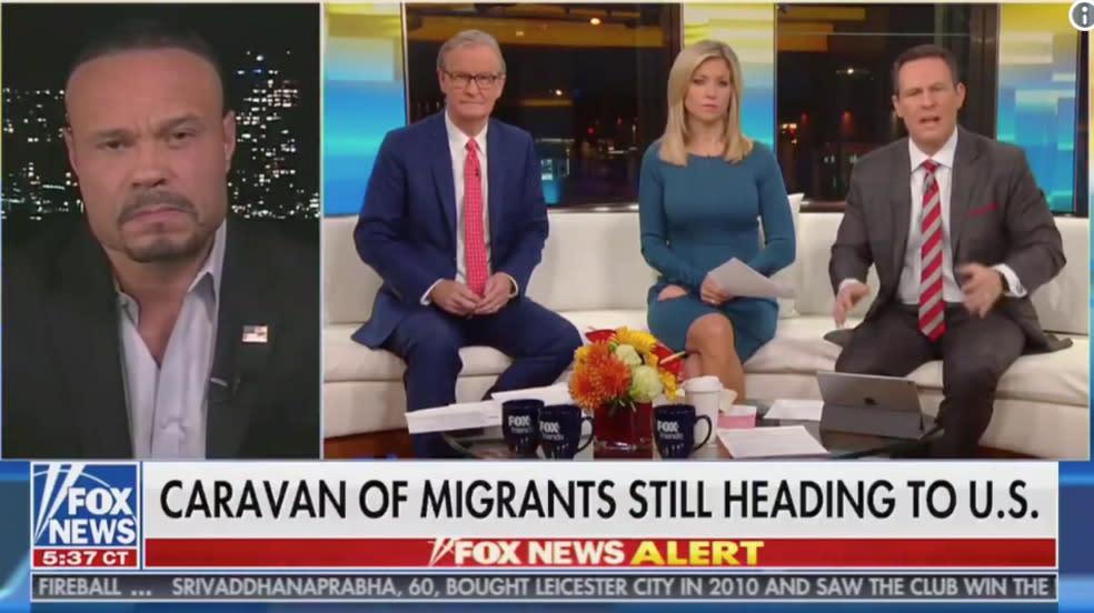 'Fox & Friends' Host Says Migrant Caravan May Be Bringing 'Diseases' To America