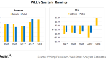 Whiting Petroleum's 1Q18 Earnings: What to Expect