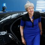 UK PM May's office decline to comment on PM candidate Johnson row