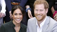 Prince Harry and Meghan Markle Share a New Photo of Archie for His Birthday