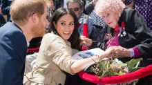 Meghan Markle's promise to Harry's 'favourite Aussie' Daphne Dunne