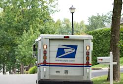 The US Postal Service is monitoring social media for 'inflammatory' postings