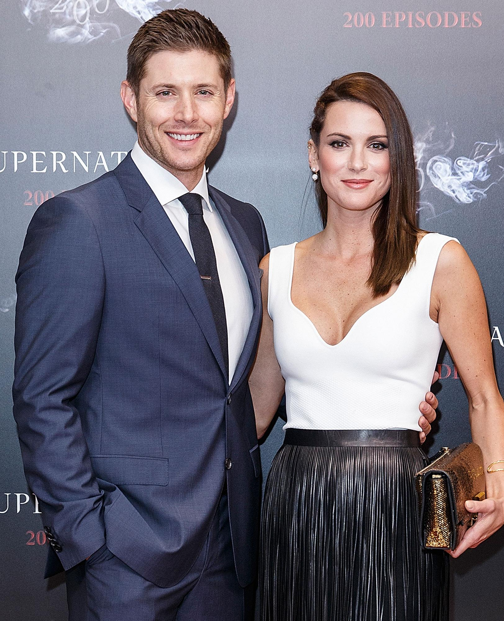 Jensen And Danneel Harris Ackles Welcome Twins