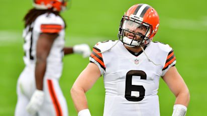 Browns win despite Baker making it look hard