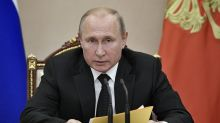 Putin orders Russia to respond after US missile test