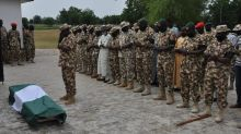 Nigerian soldiers and police killed in IS ambush in Borno state
