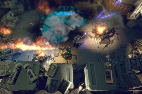 Team17 announces Alien Breed Evolution, teases imminent iPhone Worms