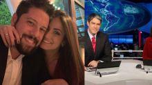 Mari Palma e Phelipe Siani seriam Fátima e Bonner na versão CNN?