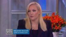 Meghan McCain: McSally 'Didn't Earn' the Senate Seat She Inherited From My Dad
