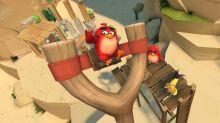 Angry Birds regresa para destruir la sala de tu casa en realidad aumentada