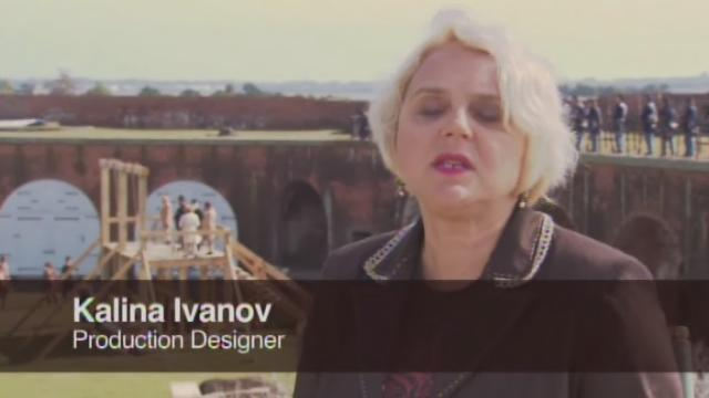 DVD Clip: Production Designer
