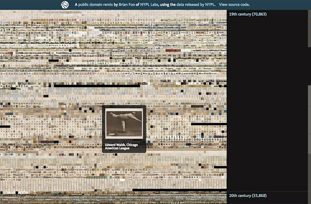 NY Public Library releases 180,000 free public domain pictures