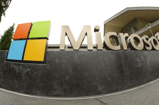 Microsoft takes on the US government over data held overseas