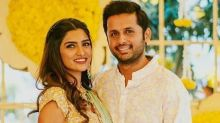 Nithiin And Shalini To Have Working Honeymoon In Europe