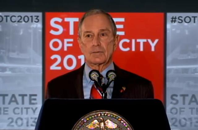 Mayor Bloomberg aims to ease range anxiety in NYC with 10K EV charging points by 2019