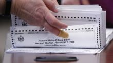 Ranked voting in Maine a go for presidential election