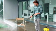 The top-rated pressure washer that will get your garden summer-ready