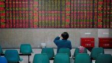 Índices acionários chineses caem com proximidade de tarifas entre EUA e China