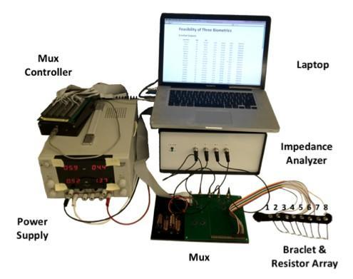Researchers use bioimpedance as a biometric, let health monitor devices know who you are