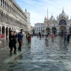 Flood-hit Venice to face another exceptional high tide on Sunday