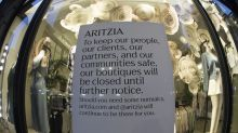 Aritzia expects 45% sales decline as e-commerce skyrockets