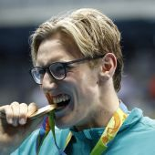 Australian Mack Horton burns Sun Yang - in and out of Rio pool