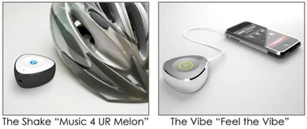 TuneBug announces Shake, Vibe SurfaceSound speakers