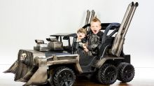 This 'Mad Max: Fury Road' Halloween Costume Features the Cutest Furiosa Ever