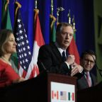 Negotiators give up hope of rewriting NAFTA this year