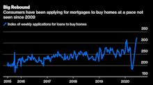 Mortgage Market Sends Wrong Message