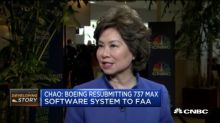 Transportation Secretary Elaine Chao reportedly still holds construction co. stake she pledged to divest