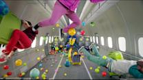OK Go Debuts New Zero-Gravity Music Video