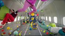 OK Go Debuts New Zero-Gravity Music Video