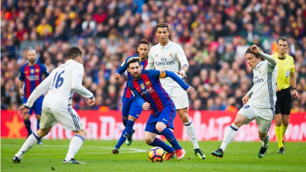 El Real Madrid llega al Clásico con tres puntos de ventaja sobre el Barcelona - Así está la clasificación de LaLiga