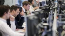 World stocks slip as growth fears linger; euro slides