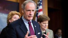 Delaware senator spends big to turn back progressive challenge