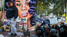 On the 1-year anniversary of Breonna Taylor's death, activists take stock of the 'Say Her Name' protests