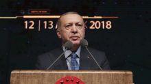 Turkey vows to take on US-backed Kurdish militia in Syria