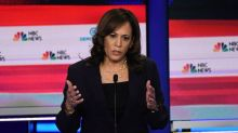 Democratic Candidates Condemn 'Attacks' on Sen. Kamala Harris' Race