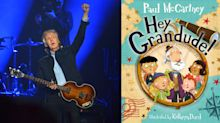 Paul McCartney releases first children's book, 'Hey Grandude'!