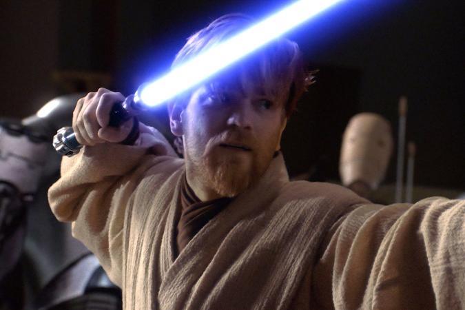 Obi-Wan Kenobi in 'Star Wars Episode III: Revenge of the Sith'