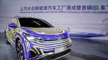 Exclusive: Volkswagen to buy 20% of Chinese battery maker Guoxuan amid electric push - sources