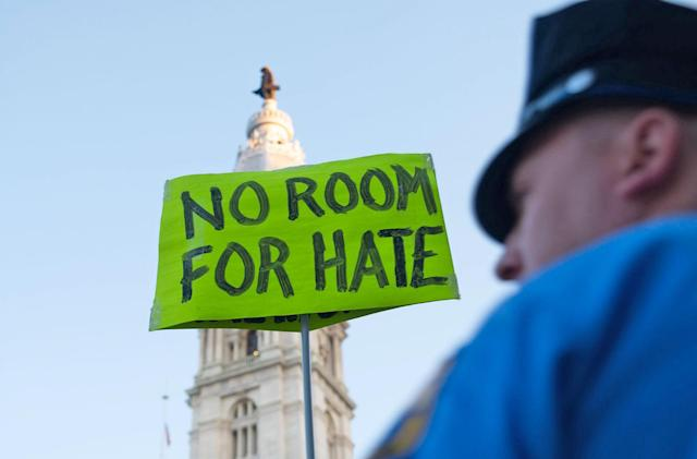 Tech giants team with Anti-Defamation League to fight online hate