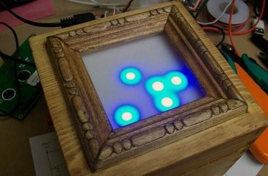 Arduino binary clock doesn't care to be useful, just wants to be admired