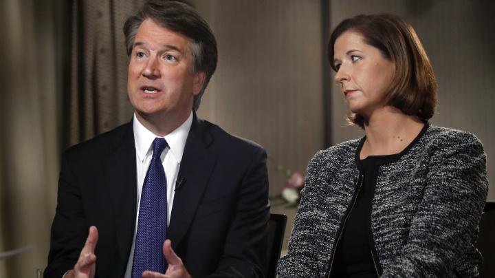 Kavanaugh claims virginity amid assault allegations
