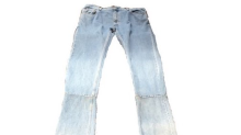 These nine-foot long jeans are ridiculous, impractical – and sold out