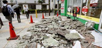 3 dead, dozens injured by quake in Japan