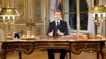 France Defends Spending Push That Puts EU Deficit Limit at Risk