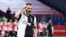Bonucci no tiene lesiones musculares e intentará estar en EL Juventus-Barcelona
