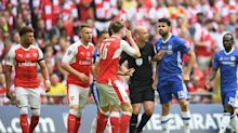 Per Mertesacker reveals how 'double act' with Rob Holding ruffled Diego Costa in FA Cup Final
